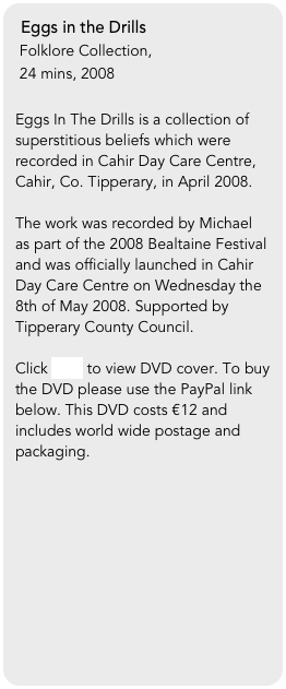 Eggs in the Drills